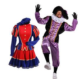 Piet kostuums