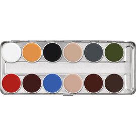 Supracolor schmink, paletten en refills