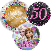 Verjaardag ballonnen