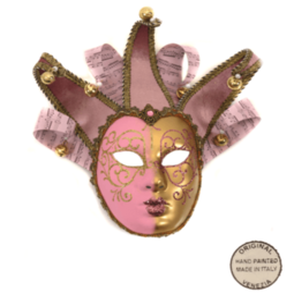 Venetiaanse maskers