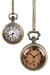 Steampunk horloge