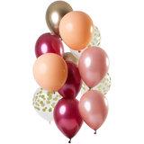 Ballonnen set Rich Ruby