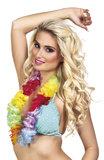 Hawaïkrans Rainbow de luxe_