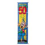 Banner Abraham 40 x 180 cm_
