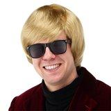 Pruik Heino blond, one size_