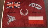 Airborne vlag 75 jaar