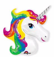 Folieballon Unicorn XL