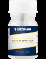 Kryolan Spirit gum / baardlijm P met kwastje 50 ml extra sterke kleefkracht