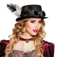 Steampunk hoed specspunk