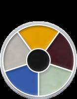 Kryolan cream color circle 6 kleuren: monster