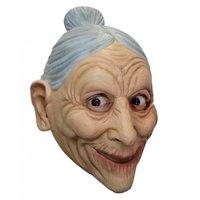 Masker oma Funny oldwoman