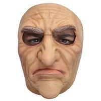 Opa gezichtsmasker Scrooge