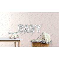 Folie ballon 'Baby' ca. 35 cm