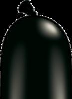 Qualatex modelleer ballonnen zwart 50 stuks 260Q