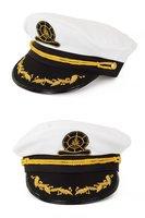 Admiraalspet luxe met logo