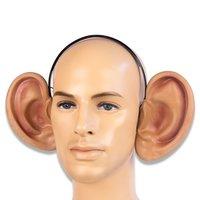 Grote rubberen oren op diadeem