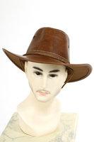 Cowboyhoed nepleer bruin