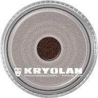 Kryolan polyester glitter 4 gram brons