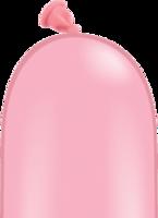 Qualatex modelleer ballonnen lichtroze 50 stuks 260Q