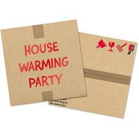 Housewarming Party servetten 20 stuks