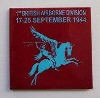 Airborne Magneet met Pegasus