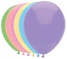 Ballonnen pastel gekleurd 10 stuks 30 cm