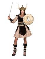 Viking Ragna kostuum 3-delig