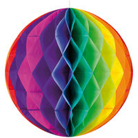 Honeycomb Ball Multicolor 50 cm