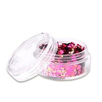 Superstar glitter Chunky Roze (8ml)