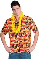 Hawaii shirt Sunset