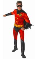Robin Comic Book kostuum 2-delig