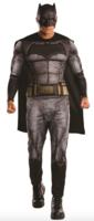 Batman kostuum deluxe 2-delig