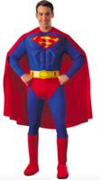 Superman kostuum gespierd deluxe