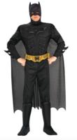 Batman kostuum deluxe 3-delig