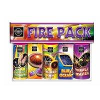 Fire pack fonteinen pakket