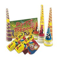 Party toppers pakket