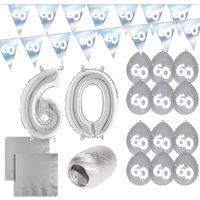 60 jaar jubileum feestpakket diamant