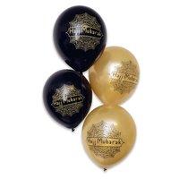 Hajj Mubarak ballonnen 5 stuks