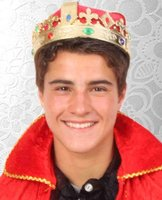 Koningskroon luxe rond