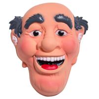 Abraham masker plastic
