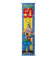 Banner Abraham 40 x 180 cm OP=OP