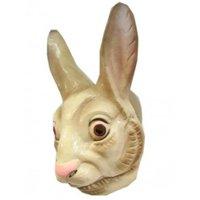 Masker konijn- haas volwassenen plastic