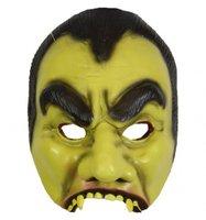 Rubber half-masker Dracula