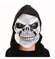 Rubber masker doodshoofd