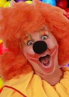 Neus Mickey Mouse ronde schuimrubber neus zwart