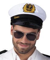 Bril Captain scheepvaart of luchtvaart