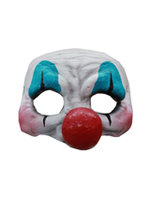 Half Masker Happy Clown