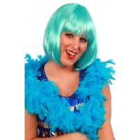 Boa turquoise 50 gram 180 cm