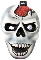 Masker foam XL doodshoofd