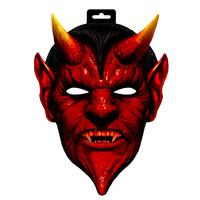 Masker foam XL duivel